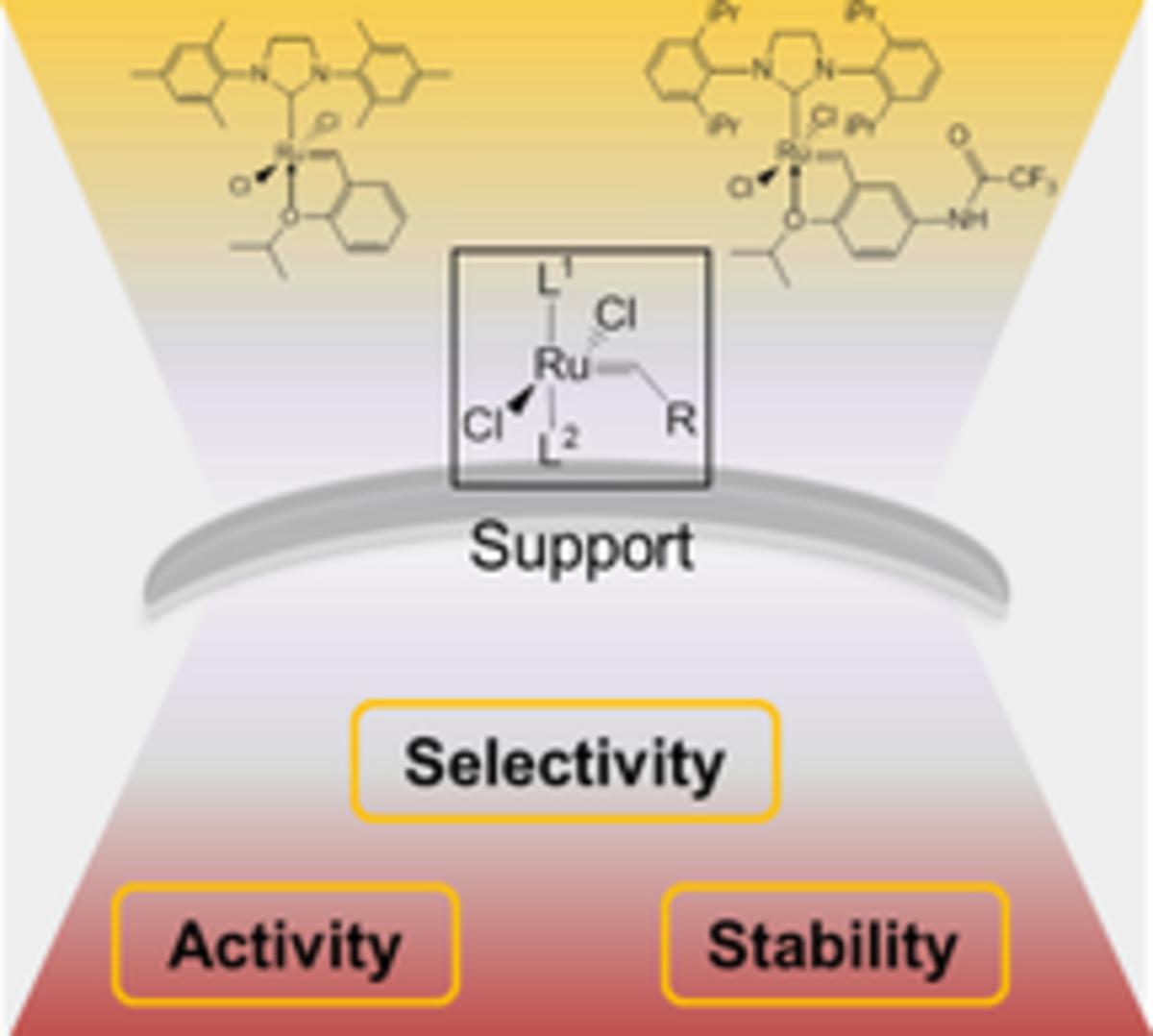 Opportunities of Immobilized Homogeneous Metathesis Complexes as Prominent Heterogeneous Catalysts